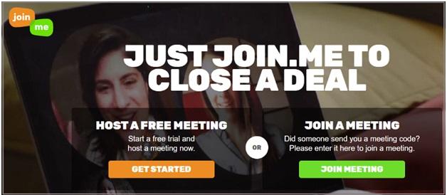 Join.me  - টিমের সদস্যদের সাথে যোগাযোগ ও সহযোগিতার জন্য অনলাইন টুলস